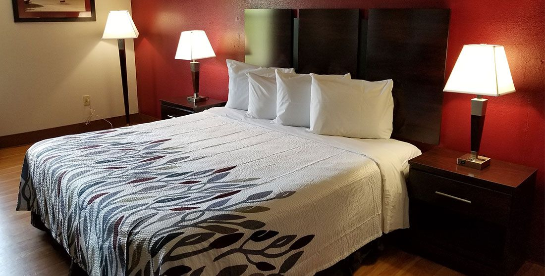 Cheap, Pet Friendly Hotels in High Point, NC Red Roof