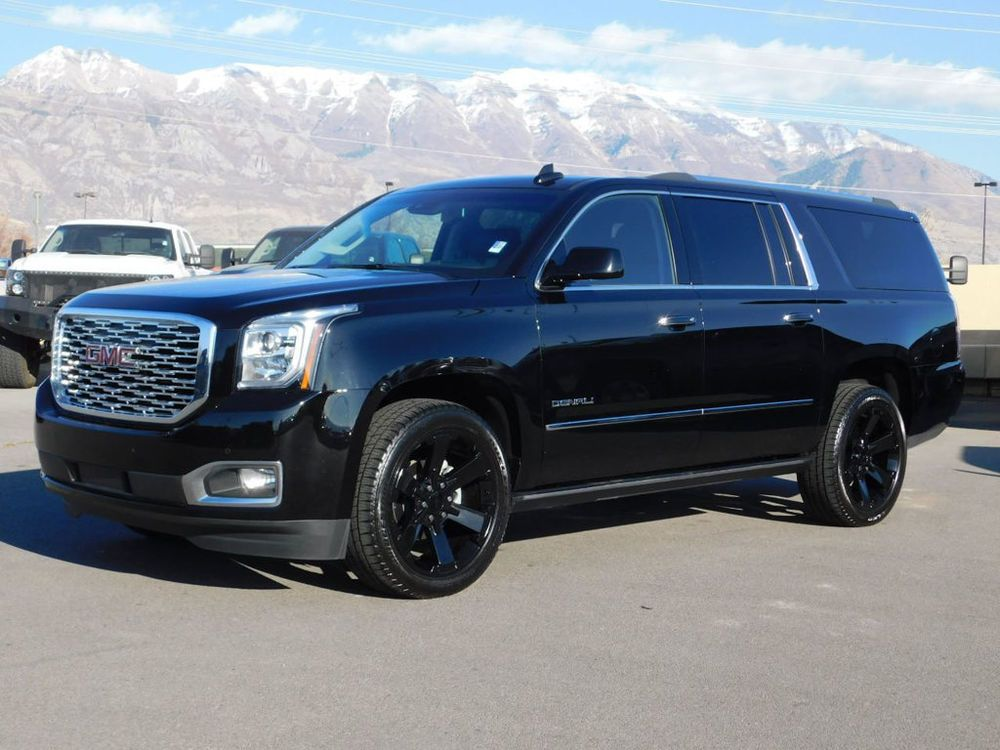 For Sale 2018 Gmc Yukon Xl Denali Gmc Yukon Xl Denali 4x4 Suv 6 2 V8 Leather Navigation Sunroof Dvd Auto Tow Gmc Yukon Xl Gmc Suv Gmc Yukon Denali