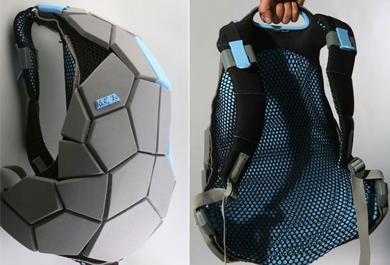 12 Creative and Unusual Backpack Designs | Men styles | Pinterest ...