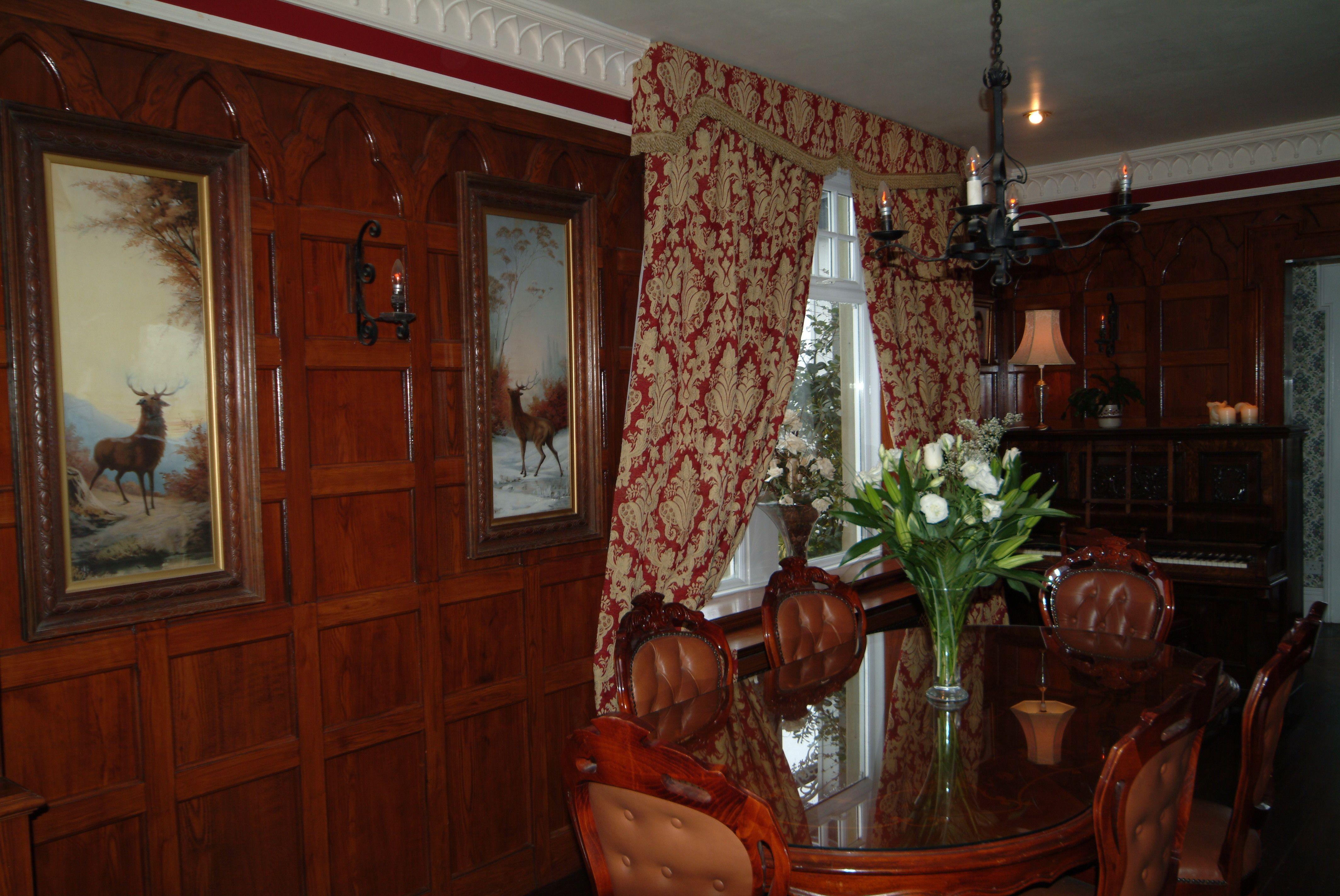 dining room ideas wooden wall panelling ideas by wall panelling