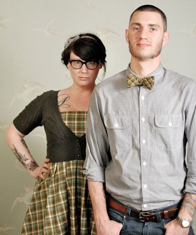 Shauna Alterio and Stephen Loidolt of Forage
