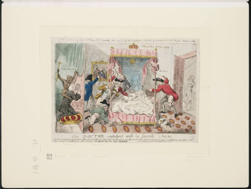 Search for Marie 1790 - Cruickshank walpole library