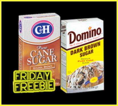 FREE Box of Domino or C&H Brown Sugar Brown sugar