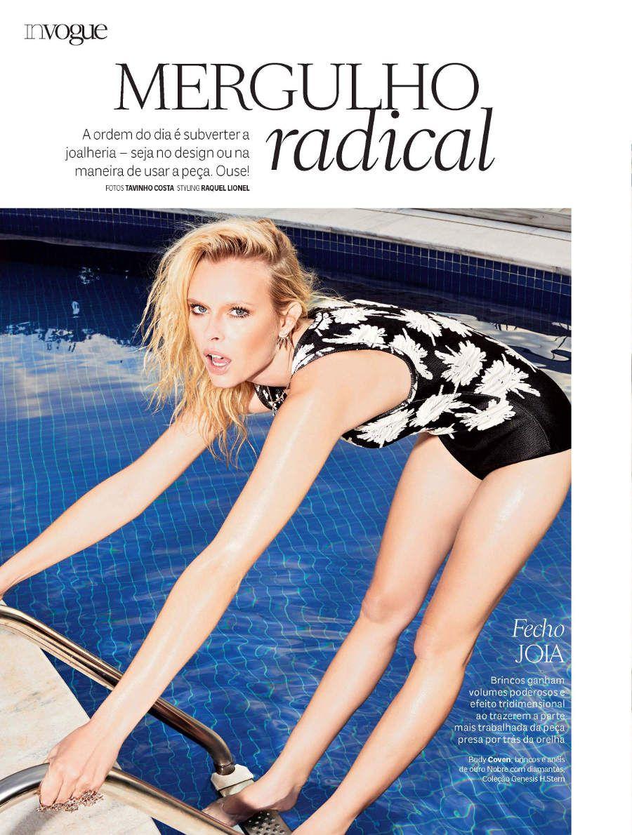 Revista Vogue H.Stern