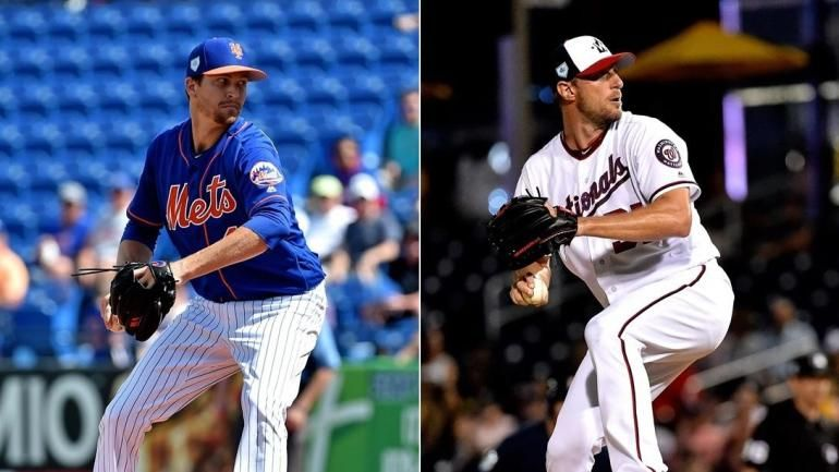 2019 MLB Opening Day pitching matchups ranked Scherzer vs