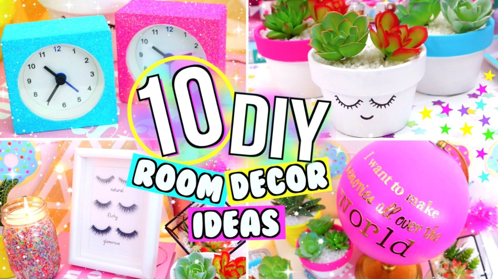 Diy Room Decor Project Ideas You Need To Try 10 diy room decor ideas! fun diy room decor ideas you need to try