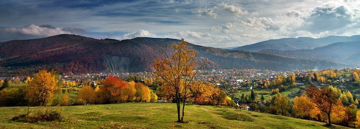 Горы, Яремче