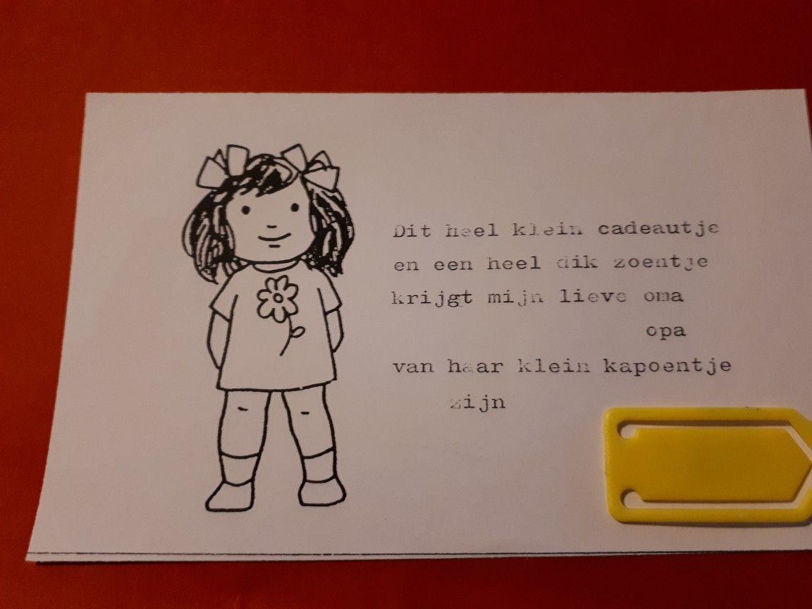 Pin Van Ilse Poesen Op Grootouders