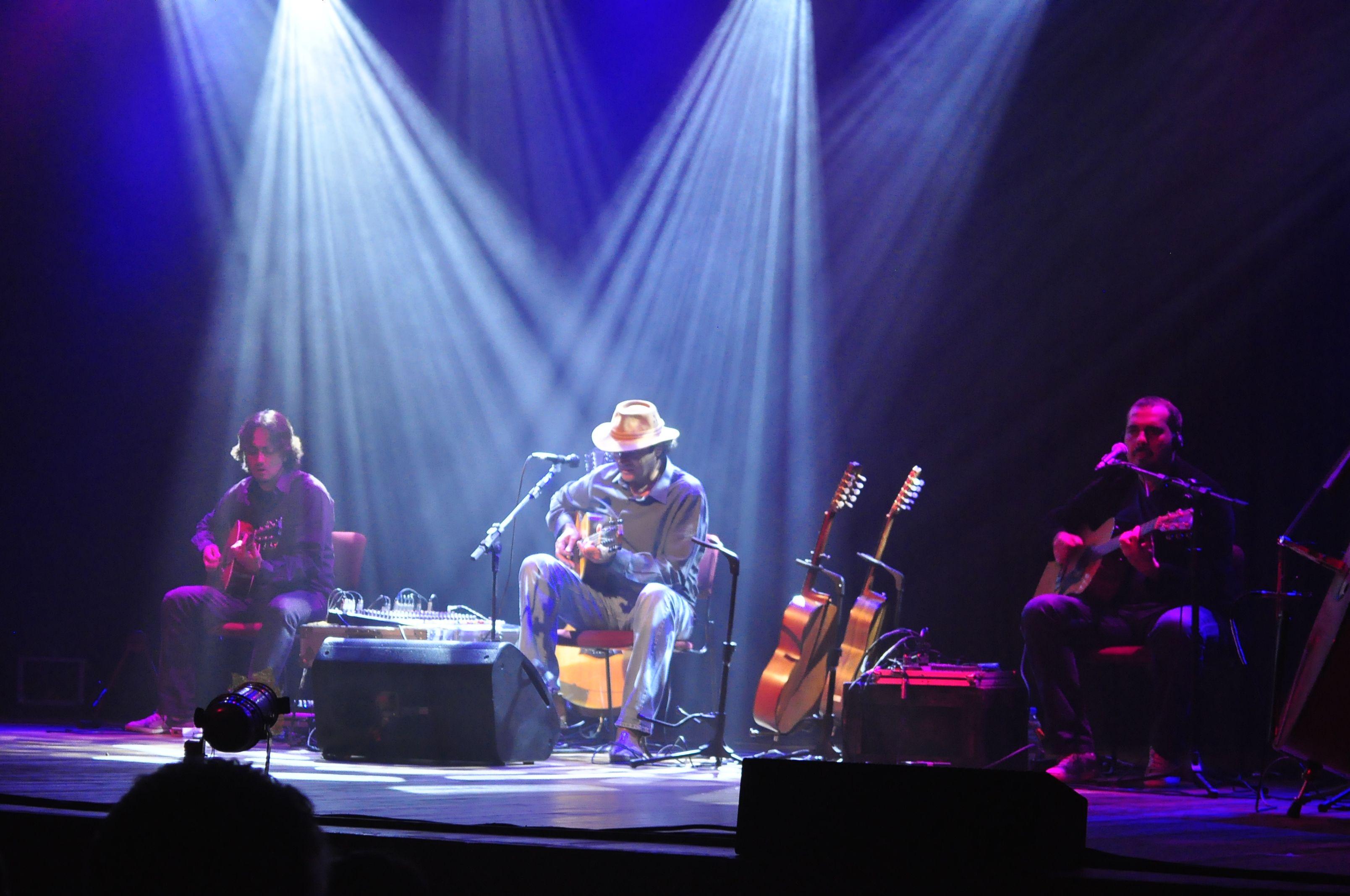 Show do Almir Sater em Joinville.