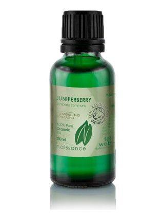 Juniperberry Organic Essential Oil http://enaissance.co.uk/Essential-Oils/Essential-Organic/Juniperberry-Organic-Essential-Oil