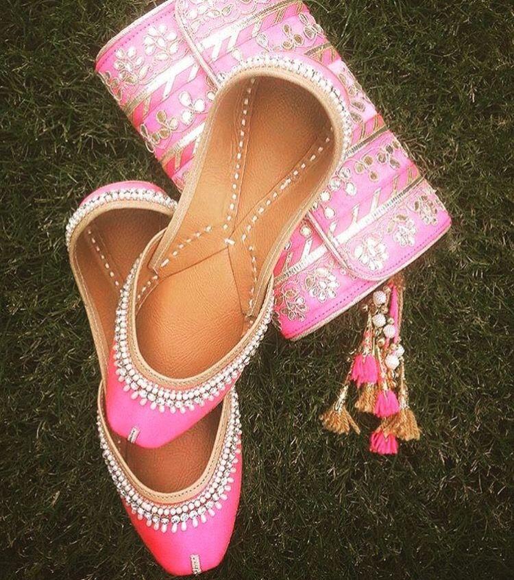 Pinterest Pawank90 Indian Shoes Jutti Trendy Heels