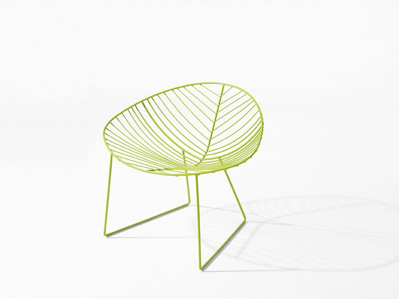 Gartensessel design  LEAF Gartensessel by Arper Design Lievore Altherr Molina | Sitzen ...