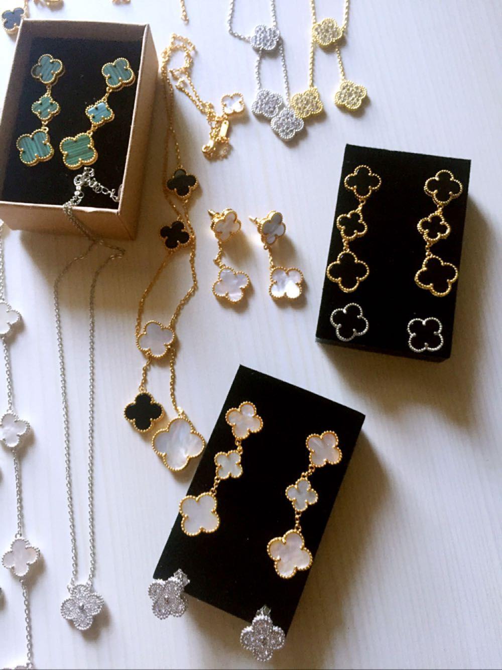 25+ Four leaf clover jewelry brand ideas in 2021