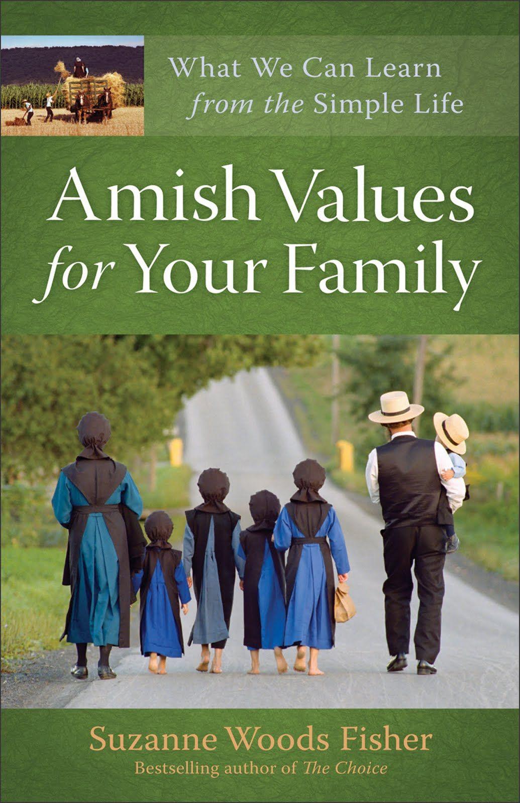 Amish Family Values