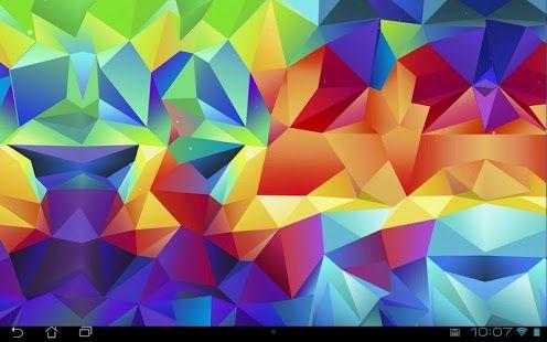 3D Galaxy S5 Live Wallpaper