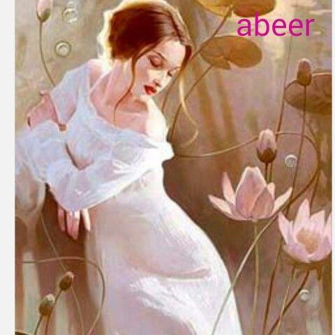 سيدتي كل يوم ترتدي فستانها الأبيض وتزرع من حولها أجمل الورد ومن حولها يشع نور الكون سيدتي تنستشق عبير الحب ويبدأ يدخل في Victorian Dress Dresses Fashion
