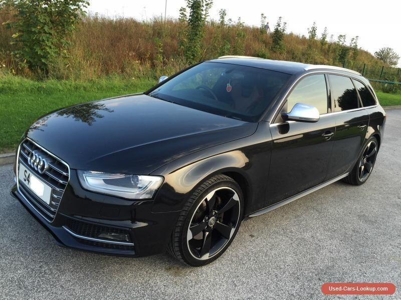 Audi A4 B8 20 Tfsi Avant Black 2015 S4 Black Edition Replica 43000