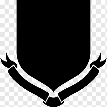 Shield Shape Escutcheon Black Shield Free Png Call Logo Web Development Logo Black And White Logos