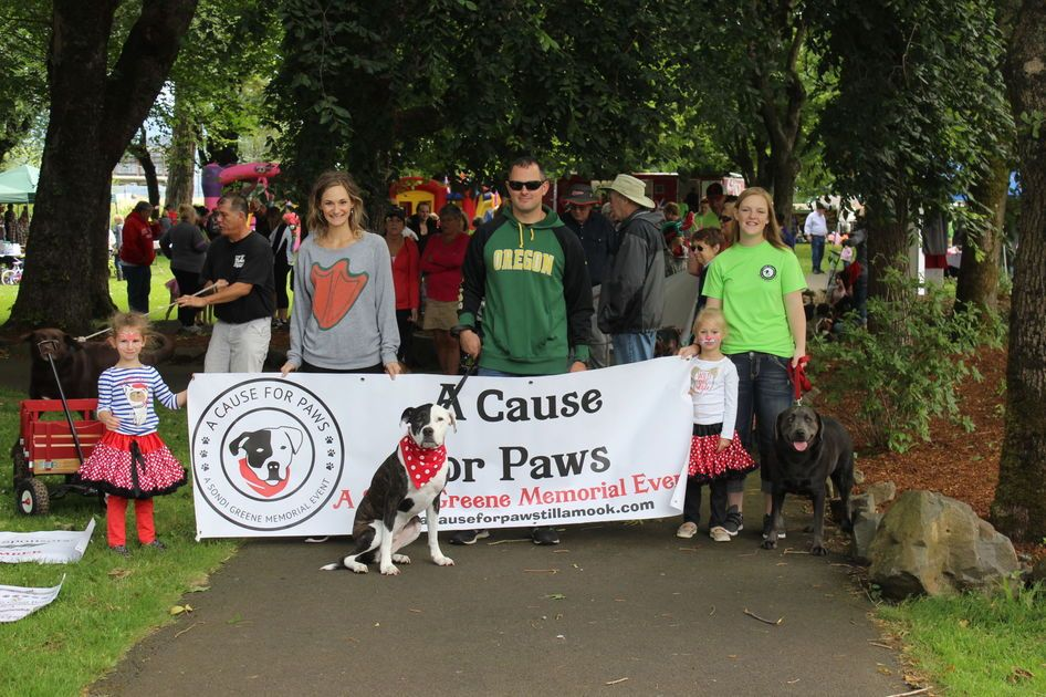 Bring your fur child and come participate - Mutt Strutt memorial walk #oregoncoast #feedly