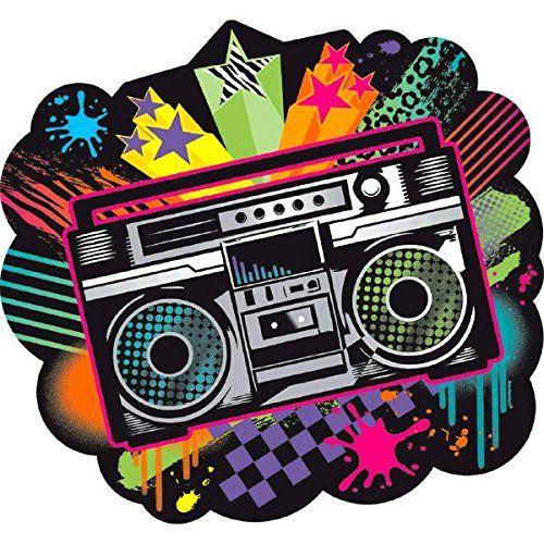 1980s Card Cut-out Decorations | 80s Party Ideas | Pinterest | Decoration 80s party and 80s party decorations  sc 1 st  Pinterest & 1980s Card Cut-out Decorations | 80s Party Ideas | Pinterest ...