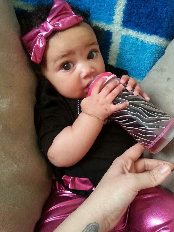 My beautiful baby girl :-)