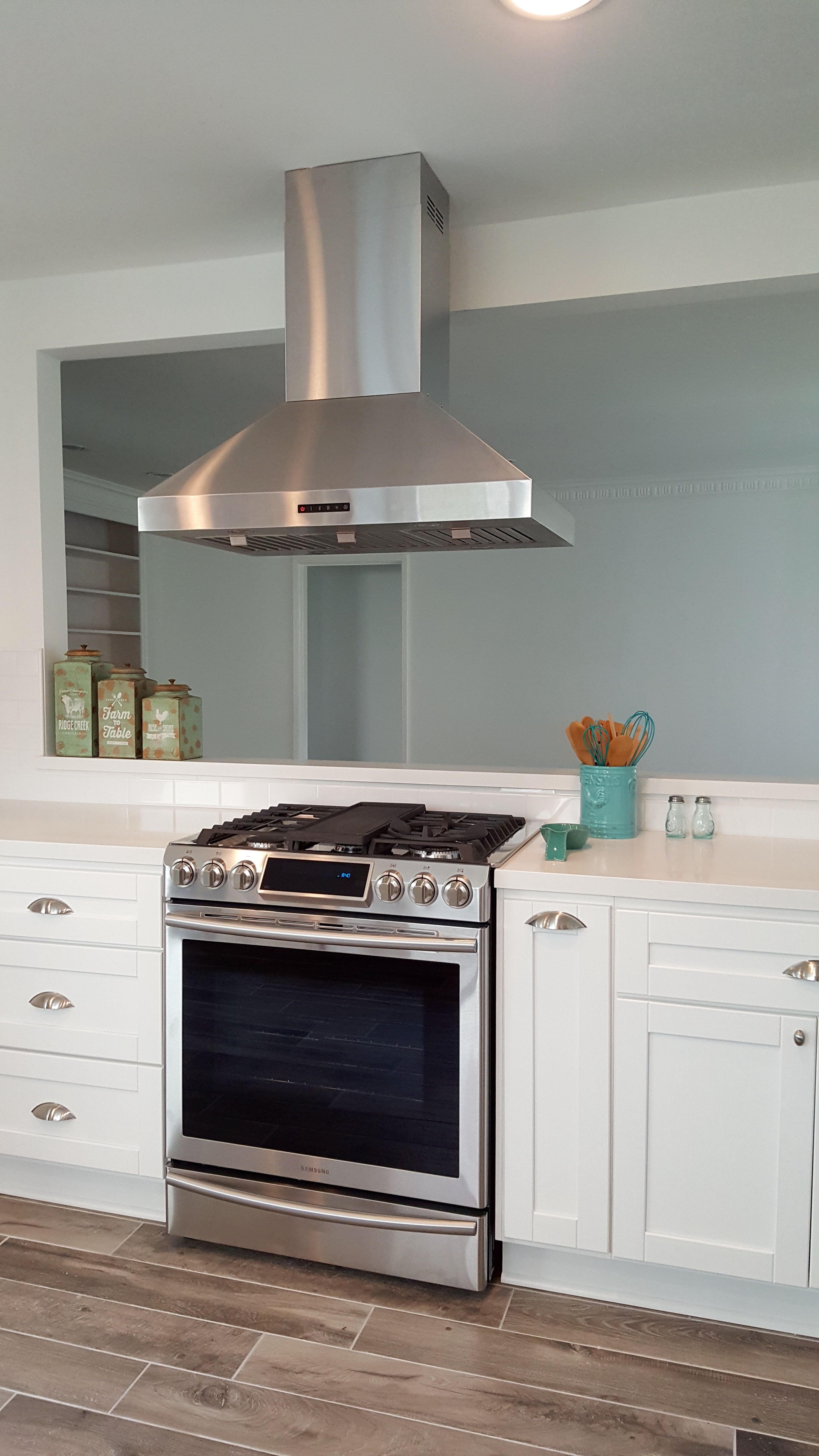 Kitchen remodel pleted by Los Angeles Kitchen remodeling