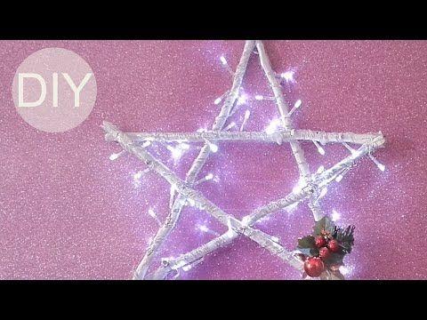 Manualidades para Navidad ESTRELLA LUMINOSA ✨ - Innova - manualidades para navidad
