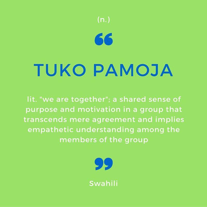Tuko Pamoja Swahili Swahili Quotes Islamic Inspirational Quotes Pretty Words