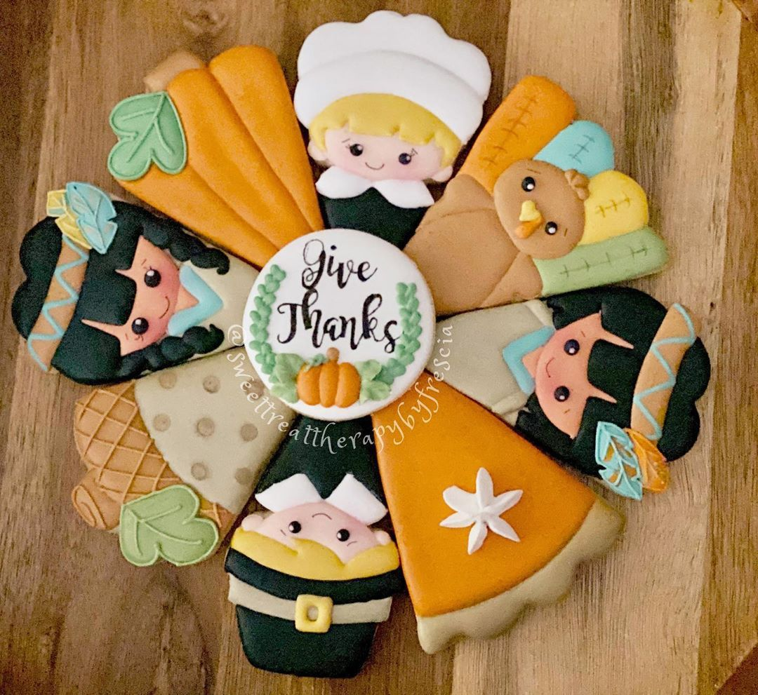 Pin On Cookie Platters