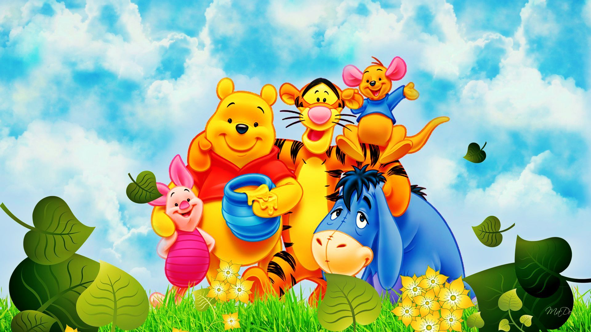 Winnie The Pooh Hd Wallpapers Silly Ol Bear Winnie The Pooh