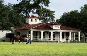 TEXAS' STORIED HORSE HERITAGE ON DISPLAY AT THE INN AT DOS BRISAS  At the base of the Texas Hill Country foothills between Houston and Austi...