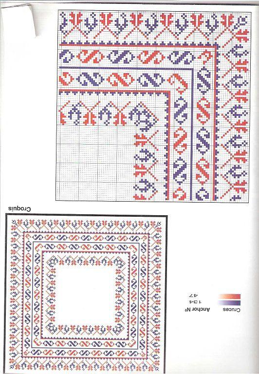 Solo Patrones Punto Cruz | Cross-stitch | Pinterest | Cross stitch ...