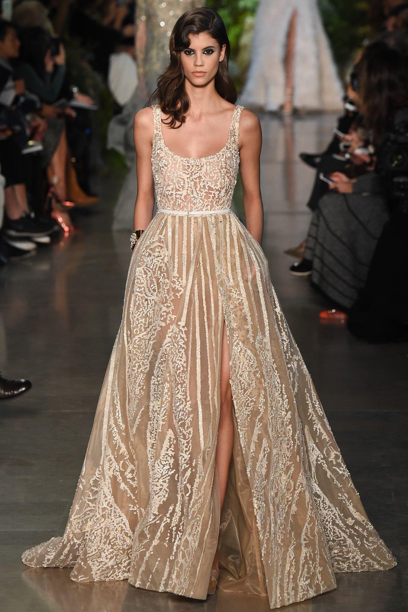 Paris fashion week u primavera u vestidos para madrinhas elie