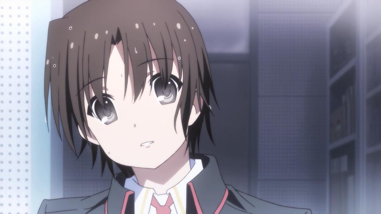 Riki Naoe Little Busters Anime English Anime