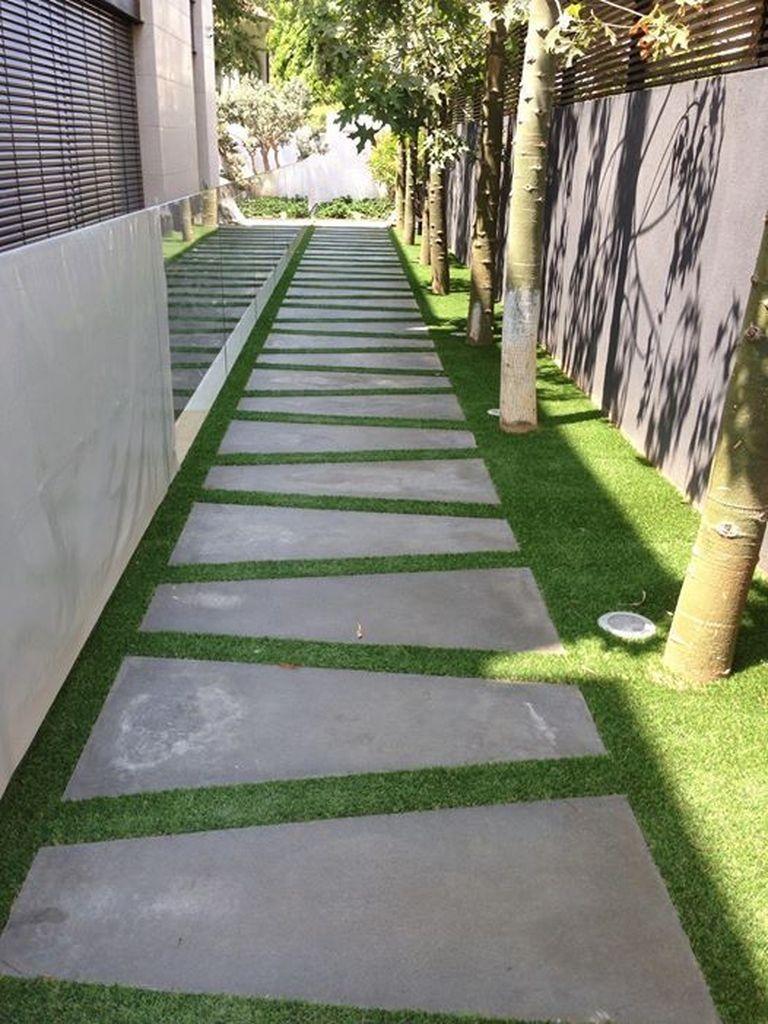 43 Creative Side Yard Garden Design Ideas For Summer