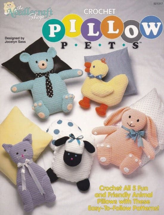 Pillow Pet Pattern Ideas You'll Love To Try - The WHoot
