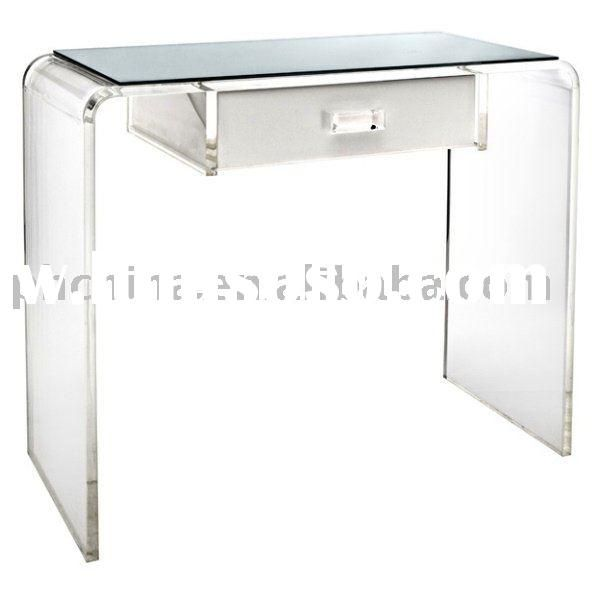 newest 2d808 684ab acrylic dressing table | Acrylic & Lucite Furniture, Decor ...