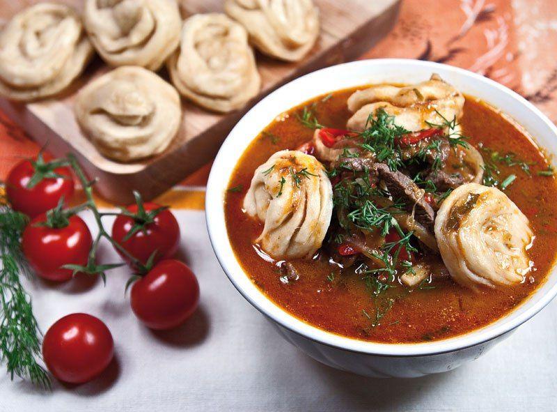фото уйгурских блюд сари