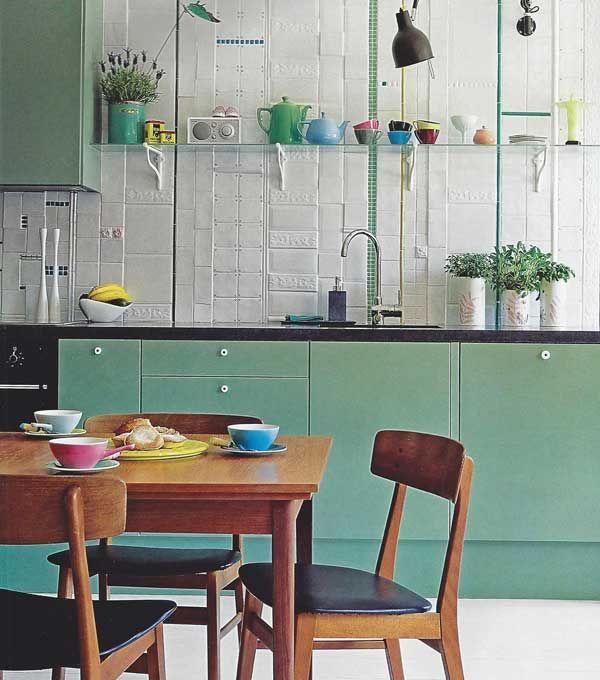 14+ Peindre une table de cuisine carrelee trends