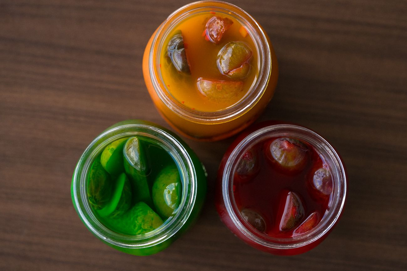 Homemade Kool Aid Pickles Recipe Kool Aid Pickles Koolaid Pickles