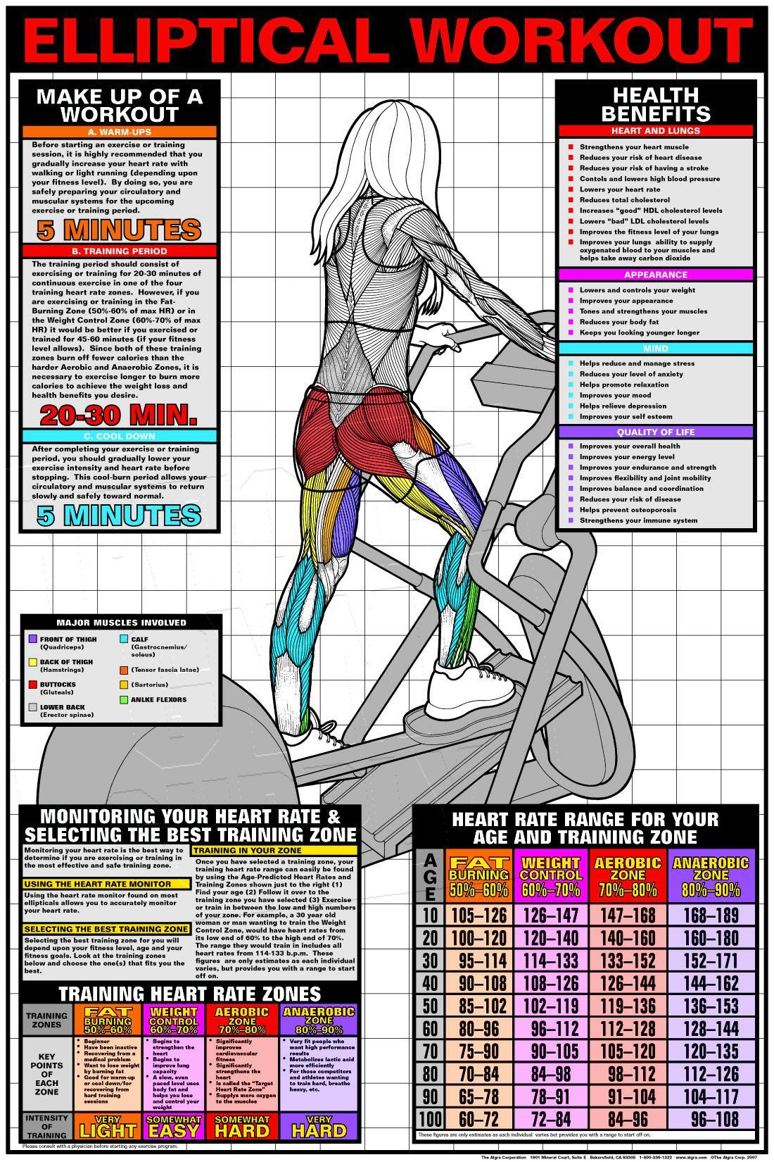 Best 25 Elliptical Machines Ideas On Pinterest Gym
