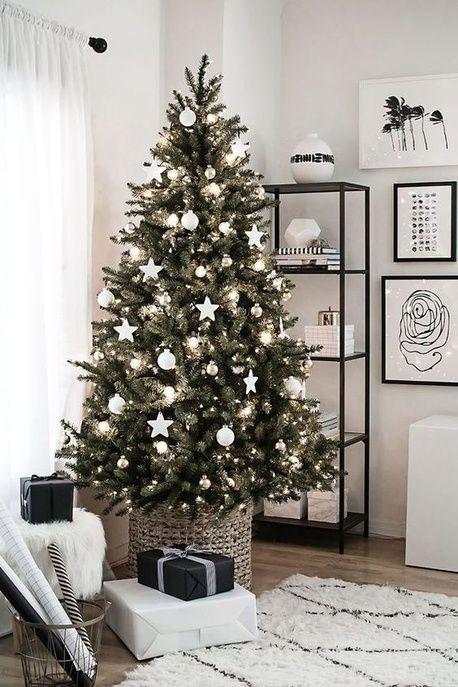 Pinterest : comment décorer son sapin cette année ? | Cette année on