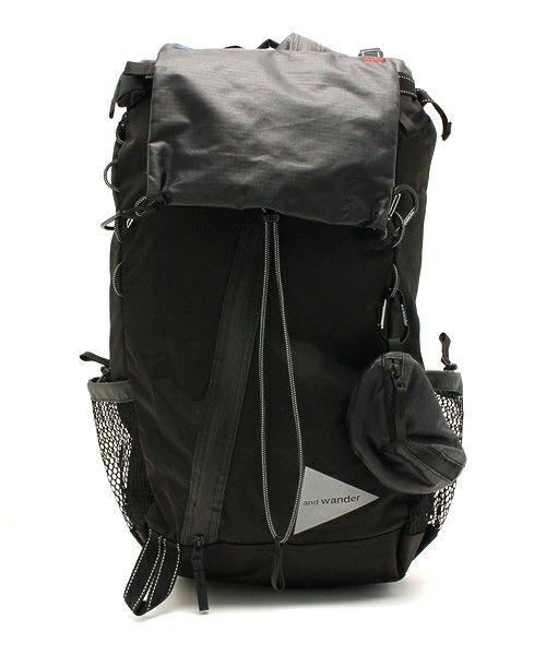 235ff732a443 and wander(アンドワンダー) 30L BACKPACK (4065) (バックパック/リュック)|and wander(アンドワンダー)の ファッション通販 - ZOZOTOWN