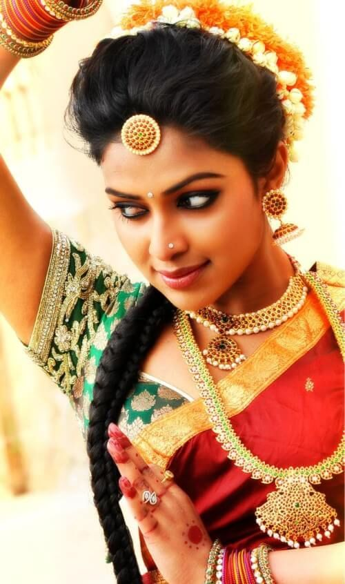 16 Besten Traditionellen Frisuren Fur Indische Frauen Blog Post Indisches Haar Indische Schonheit Indische Hochzeitsfrisuren