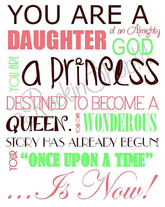 Quotes For Daughters Room