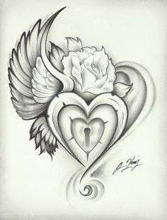 Pin By Nj On Tattoo Ideas Heart Tattoo Designs Sacred Heart