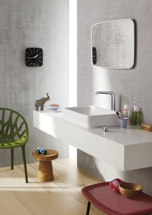 Смесители и душевые системы Axor: Bouroullec #hogart_art #interiordesign #design #apartment #house #bathroom #furniture #axor #hansgrohe #shower #sink #bathroomfurniture #bath #faucet