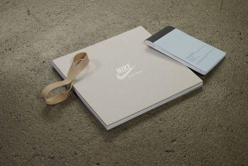 Nike Sportswear Internal Launch Book