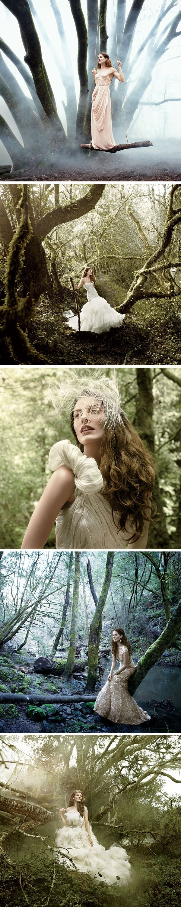 """I believe I will have to have a """"Fairy Tale"""" shoot in my wedding gown :)"""