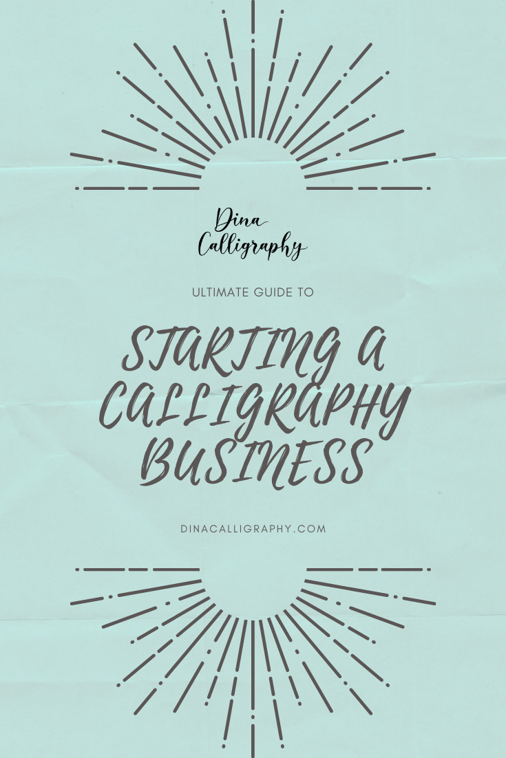 How To Earn Money With Calligraphy